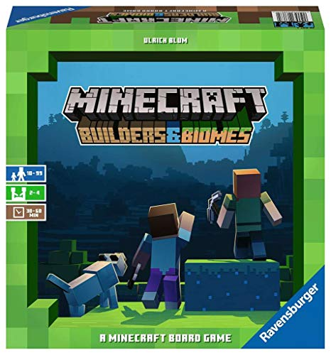 Ravensburger Juego de Mesa Minecraft