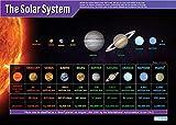 The Solar System | Carteles científicos | Papel brillante midiendo 850mm x 594mm (A1) | G...