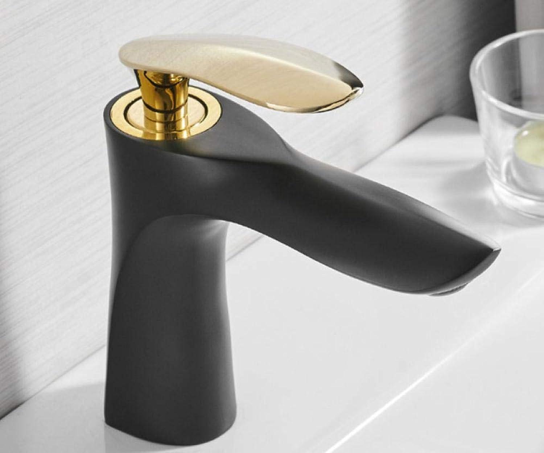 Wasserhahn Elegantes Waschbecken Waschbecken Warm- Und Kaltwassermischer Messing Verchromt Waschbecken