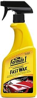 Formula 1 High Performance Carnauba Fast Wax 473 ml