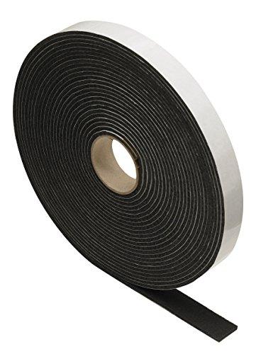 peha Filz-Endlos-Streifen braun, selbstklebend, 12,5 m x 25 mm (1 Rolle)
