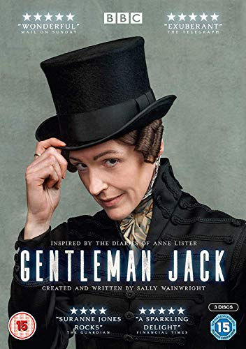 Gentleman Jack [DVD] (IMPORT) (Keine deutsche Version)