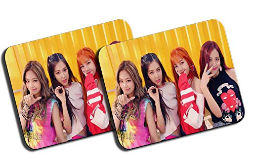 PACK 2 ALFOMBRILLAS GRANDES BLACKPINK IN YOUR AREA KPOP mousepad raton