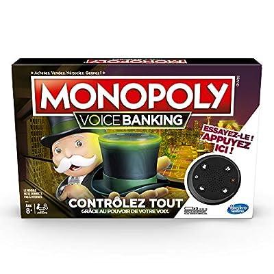 Monopoly Voice Banking - Jeu de societe Electronique - Jeu de plateau