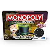 Monopoly Voice Banking - Jeu de societe Electronique - Jeu de plateau - Version...
