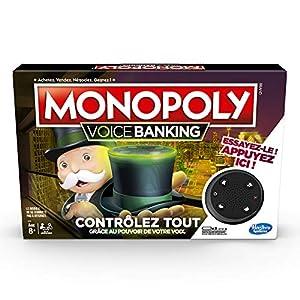 Monopoly Voice Banking - Juego de Mesa electrónico