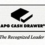 APG Cash Drawers Standard Duty: Vasario Series: 1616 Model (Electronically Operated - Dual Media) (Part#: ) VB320-BL1616-542