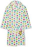 Playshoes Kinder Fleece-Bademantel mit Kapuze