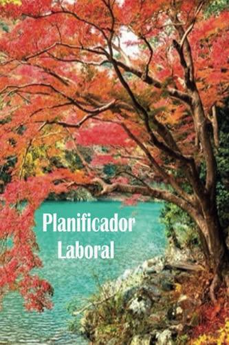 PLANIFICADOR LABORAL: Libro Agenda para personas que les permita organizar actividades laborales, tareas, académicas para cumplir objetivos, metas. ... llenar con diseño profesional y de bolsillo