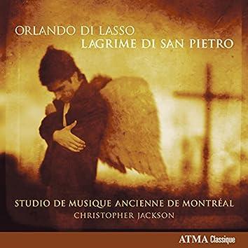 Lasso: Lagrime di San Pietro