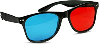 3D Glasses - Red/Cyan - Ana-Pro Classic - 3 Pairs