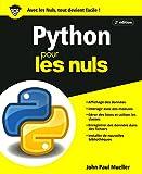 Python pour les Nuls, grand format, 2e édition