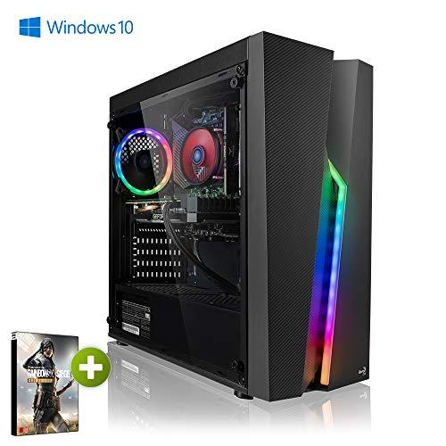 pas cher un bon Megaport PC Gamer Defender Intel Core i5-9500F 6X 3,00 GHz • nVidiaGeForceRTX2060 • SSD240 Go •…