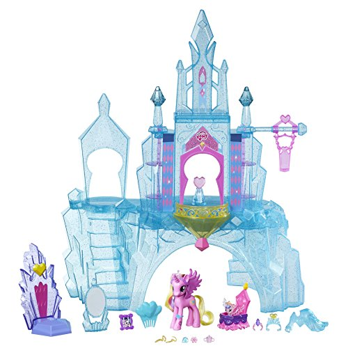 Hasbro My Little Pony B5255EU7 - Kristall-Königreich, Spielset