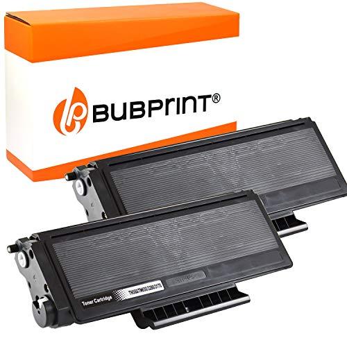 2 Bubprint Toner kompatibel für Brother TN-3170 für DCP-8060 DCP-8065DN HL-5200 HL-5240 HL-5240L HL-5250 HL-5250DN HL-5270 HL-5270DN HL-5280DW MFC-8460N MFC-8860DN MFC-8870DW Schwarz