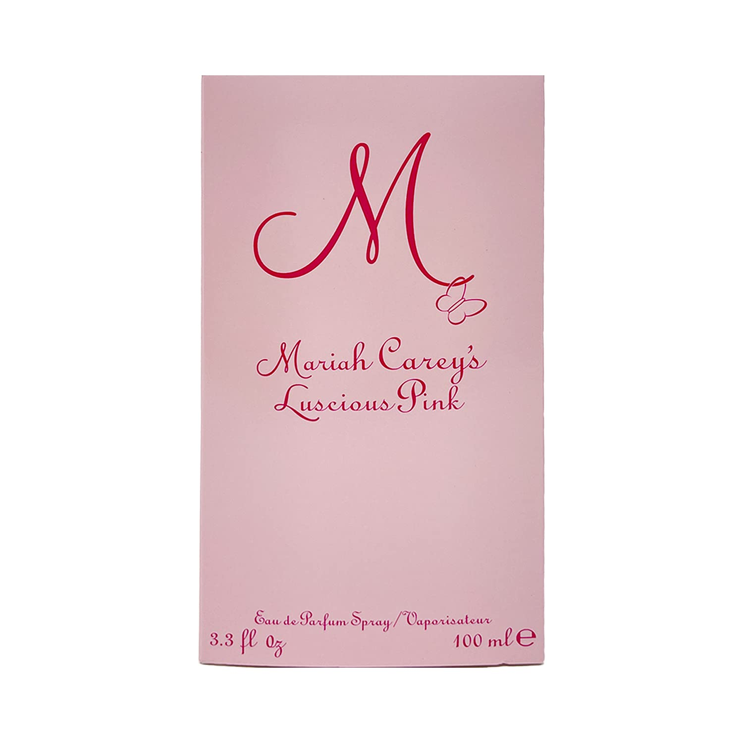 MARIAH CAREY LUSCIOUS PINK EDP Special price for a limited time SPRAY Easy-to-use FRGLDY 3.4 OZ