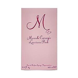 MARIAH CAREY LUSCIOUS PINK EDP SPRAY 3.4 OZ FRGLDY