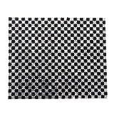 MagiDeal 1/12 Puppenhaus Zubehör Selbstklebende Mosaik Tapete / Fliesen / Bodenbelag, 16 x 10cm -...