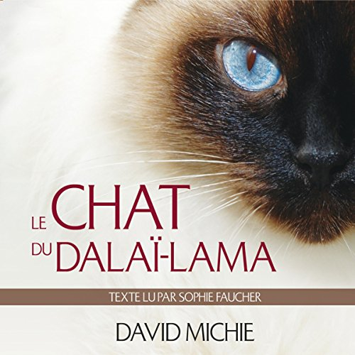 Le chat du dalaï-lama audiobook cover art