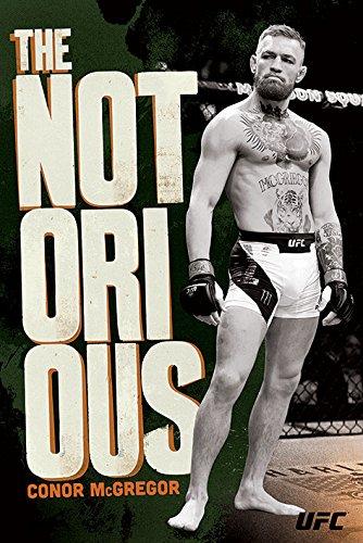 UFC: Conor McGregor 'Haltung' Maxi Poster, 61 x 91.5 cm Mehrfarbig