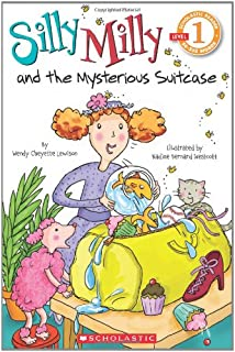 Silly Milly and the Mysterious Suitcase (Scholastic Reader Level 1)