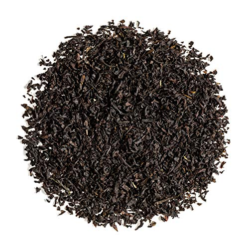 Earl Grey Thé Noir Bergamote - Ce Thé Ne Contient Aucun Arôme Artificiel 200g
