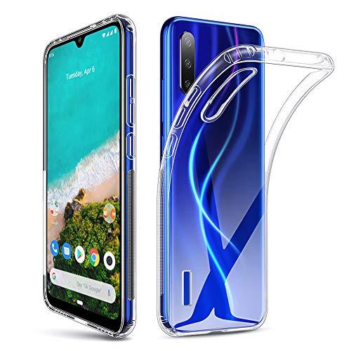 ESR Funda Transparente para Xiaomi Mi A3, Slim de Suave TPU Carcasa, Flexible Funda de Silicona Funda Compatible con Xiaomi Mi A3 2019