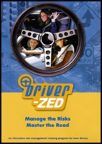 Driver ZED 3 0 An Interactive Risk Management Training Program for Teen Drivers product image