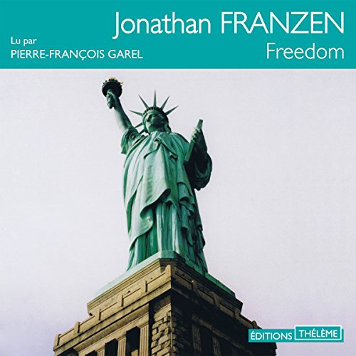 Freedom audiobook cover art