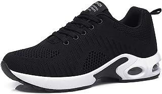 Dannto Uomo Donna Air Scarpe da Ginnastica Corsa Sportive Running Fitness Sneakers Basse Interior Casual all'Aperto Legger...