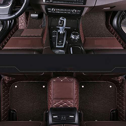 MDJFB Voor automatten Voor dodge ram 1500 accessoires reis 2009 Caliber Avenger Challenger Charger tapijt
