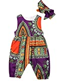 Kids Ethnic wear Girls Baby Girl Clothes Lovely Bodysuit Romper Jumpsuit One-Pieces Outfits Set with Pocket and Headband