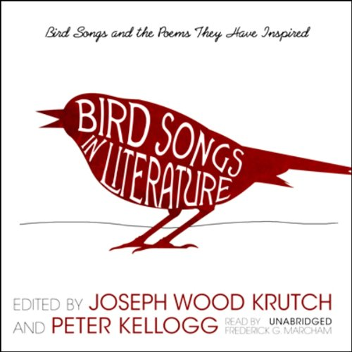 Bird Songs in Literature copertina
