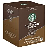 Starbucks, Doubleshot Energy Coffee, Mocha, 11 fl oz. cans (4 Pack)