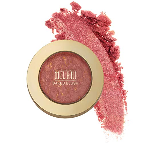 Milani Baked Blush - red vino, 1er Pack (1 x 1 Stück)