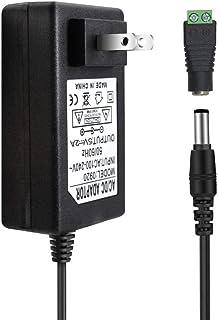inShareplus 5V 2A 10W Power Supply, AC 100-240V to DC 5V AC Adapter, Transformer, Power Adapter, with 5.5/2.1mm DC Female ...