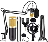 Urban Infotech Professional Studio Broadcasting and Recording Microphone Set with Boom Scissor Arm