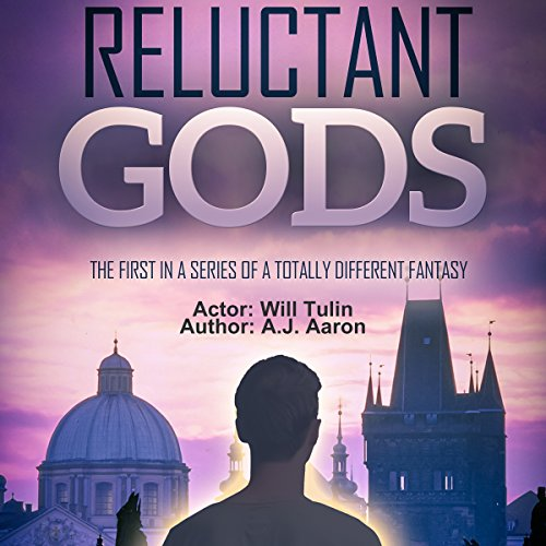 Reluctant Gods audiobook cover art
