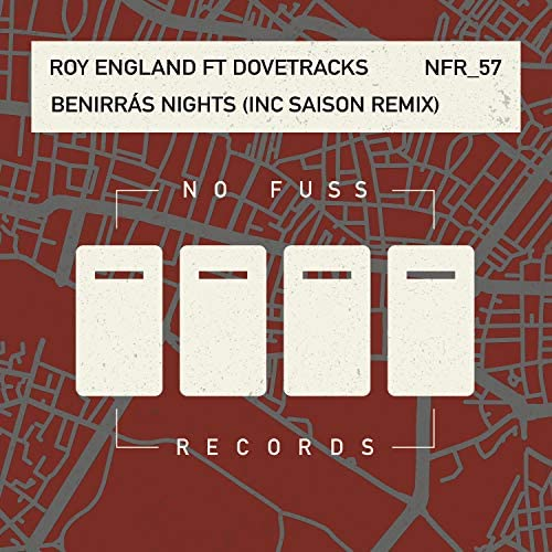 Roy England feat. Dovetracks
