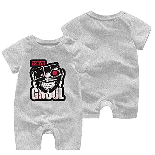 IUBBKI To-k-yo GH-OUL Kaneki Ken Baby Jumpsuit Bodysuits Romper Crawling Onesie Pijamas
