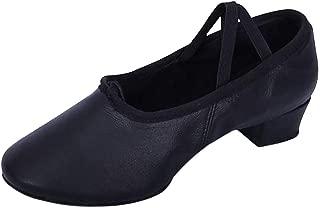 TIFENNY Soft Bottom Cat Claw Ballet Shoes Teacher Soles Shoes Adult Solid Color Fashion Dance Shoes