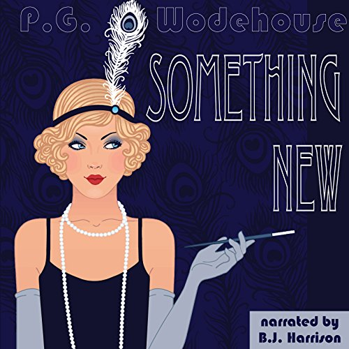 Something New audiobook cover art