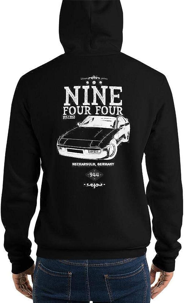 Porsche 944 卓出 ストアー Hoodie Youngtim Sweatshirt