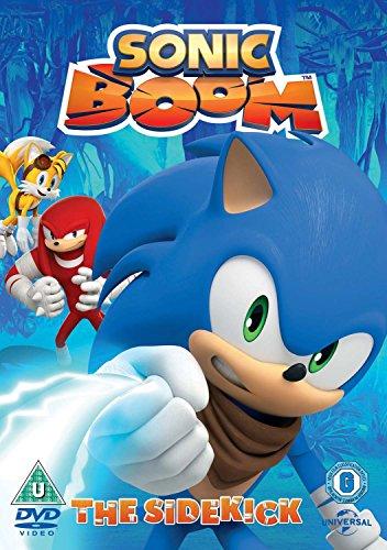 Sonic Boom: The Sidekick [DVD] [2015] UK-Import, Sprache-Englisch.