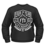 Playlogic International(World) Four Year Strong Truce CSW Sudadera, Negro, S para Hombre