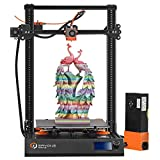 Eryone Thinker SE Quiet 3D Printer with Glass Printing Surface, Resume Print 300x300x400mm
