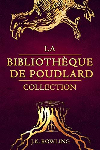 puissant Collection de la bibliothèque de Poudlard
