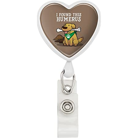 Puppy /& Bone Badge Reel