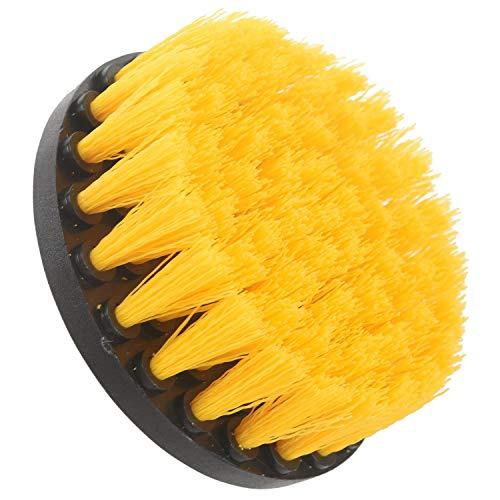 Cobeky Cepillo de taladro multiusos limpiador cepillos de fregado para superficie de baño lechada azulejo tina ducha cocina auto