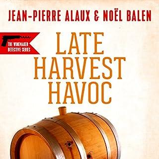 Late Harvest Havoc [Vengeances tardives en Alsace] audiobook cover art